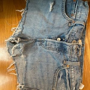 Levi's wedgie short